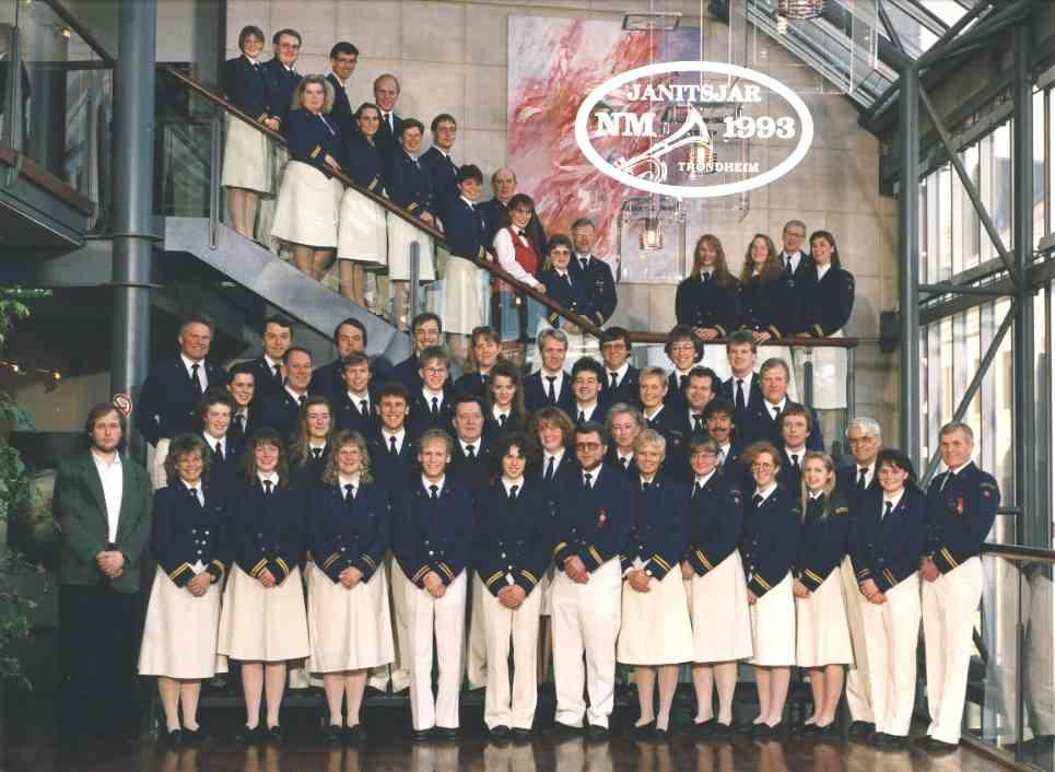 Vinnere av 2. divisjon i NM Janitjsar 1993