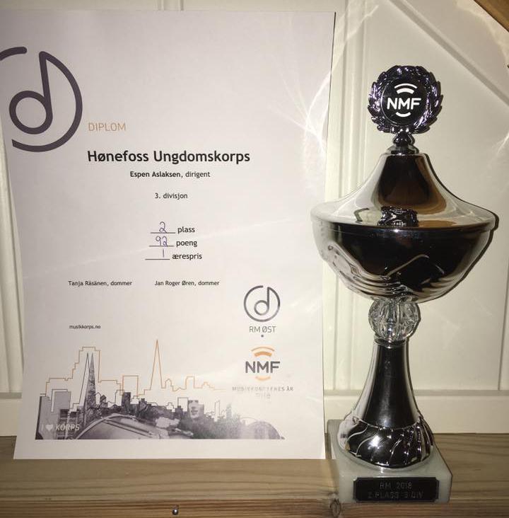 Pokal i Regionmesterskapet